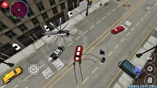 GTA: Chinatown Wars v1.01 + Mods Apk