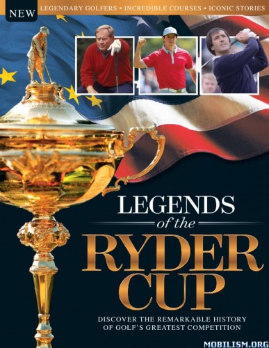 Download ebook Legends Of The Ryder Cup 2016 (.PDF)