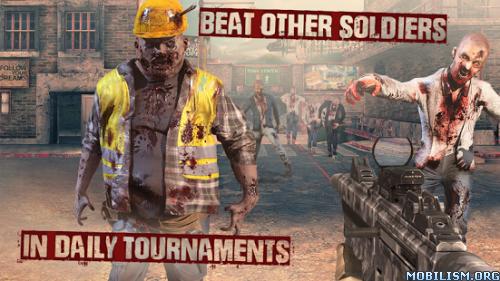 Gun Master 3: Zombie Slayer v1.0 (Mod) Apk