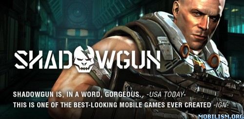 SHADOWGUN apk v1.0.2 Android game