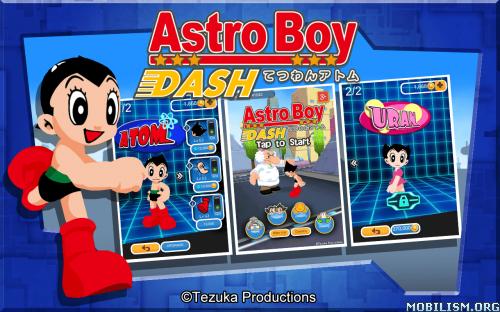 Astro Boy Dash v1.4.5 (Unlimited Coins/Gems) Apk