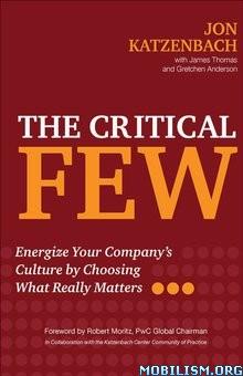 The Critical Few by Jon Katzenbach  +
