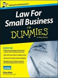 Download ebook Law for Small Business For Dummies by Clive Rich (.ePUB)