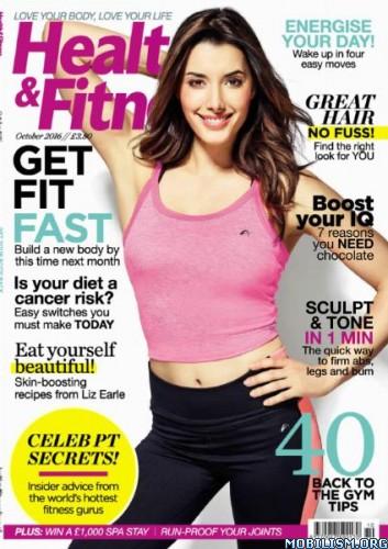 Download ebook Health & Fitness UK - October 2016 (.PDF)