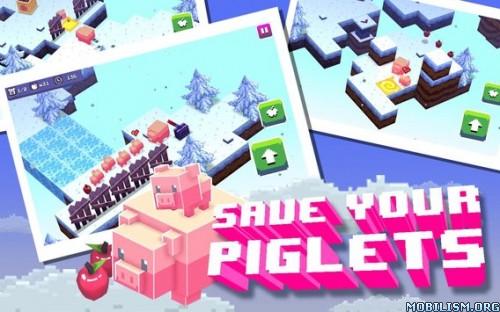 Piglet Panic v1.0.0 (Mod Money) Apk
