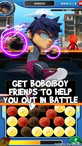 BoBoiBoy: Power Spheres v1.3.3 [Mod Money] Apk