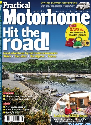 eBook Releases • Practical Motorhome – June 2013 (.PDF)