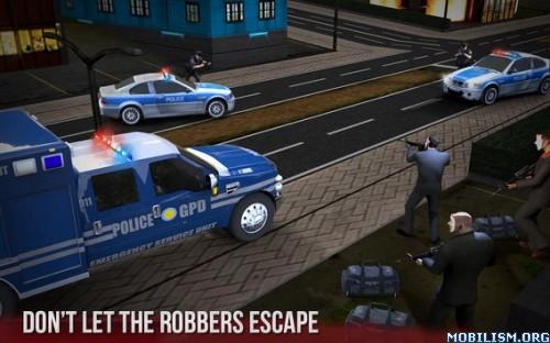 Crime Case : Bank Robbery v0.9 (Mod Money) Apk