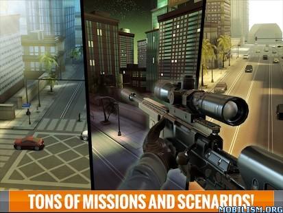 Sniper 3D Assassin v1.9.2 (Mod Money/Energy/Unlock) Apk