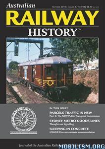 Download ebook Australian Railway History - October 2016 (.PDF)