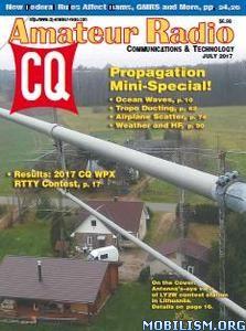 Download ebook CQ Amateur Radio - July 2017 (.PDF)