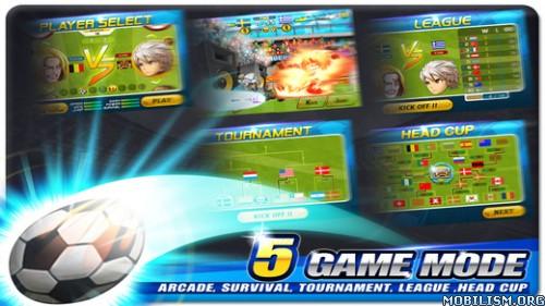 Head Soccer v5.3 (Mod Money) Apk