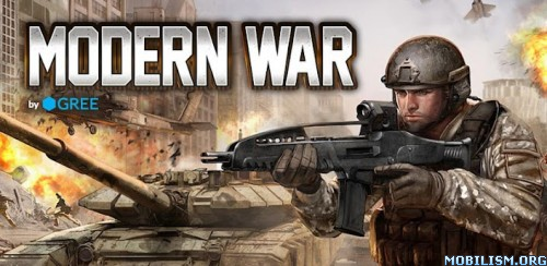 Game Releases • Modern War v4.0.0