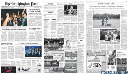 The Washington Post – November 25, 2019