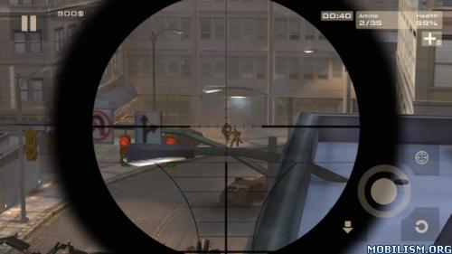 City Sniper Shooting 3D v2.1.1 (Mod Money) Apk