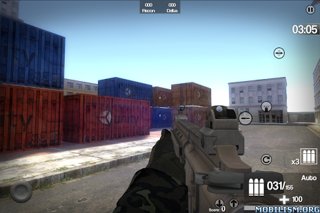 Coalition - Multiplayer FPS v3.2 (Mod Ammo) Apk
