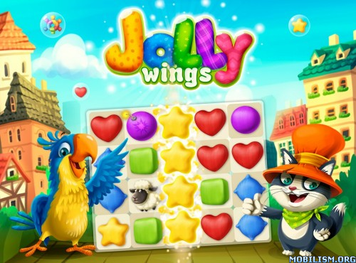 Jolly Wings v1.6 (Mod) Apk