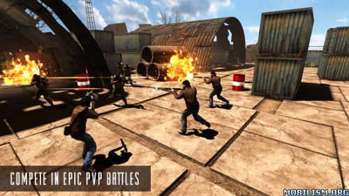 Rage Z: Multiplayer Zombie FPS v1.10 (Mod) Apk