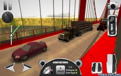 Truck Simulator 3D v2.0.2 (Mod Money/Unlocked) Apk