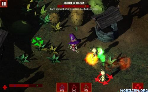 Fantasy Mage - Defeat the evil v1.0 Apk