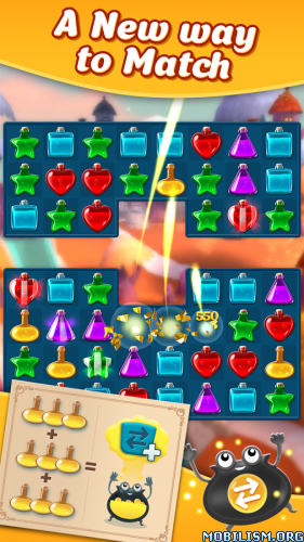 Potion Pop - Puzzle Match v3.010 [Mod] Apk