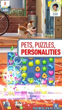 Secret Life of Pets Unleashed v2.2.1.190 (Mod Lives/Moves) Apk