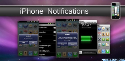 Software Releases • iPhone Notifications v5.7