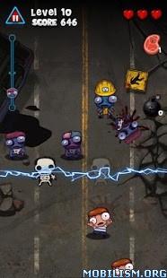 Zombie Smasher v1.6 (Mod Brains/Ad-Free) Apk