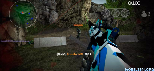 Bullet Force v1.0 Apk