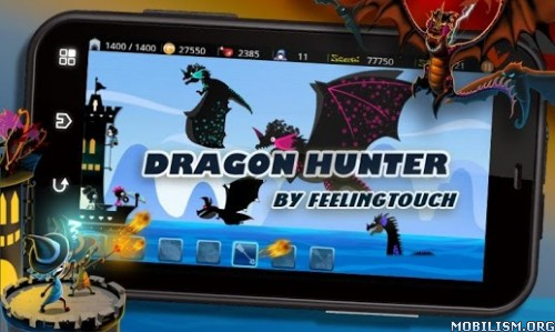 Dragon Hunter v1.03 (Mod Money) Apk