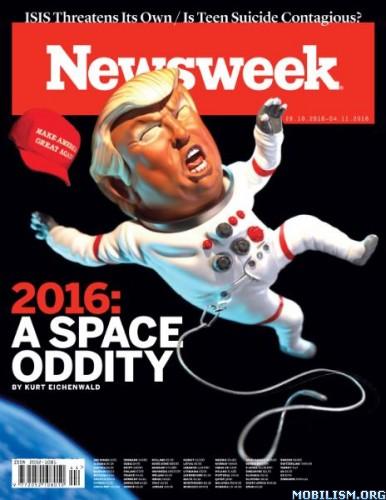 Download ebook Newsweek Europe - 28 October 2016 (.PDF)
