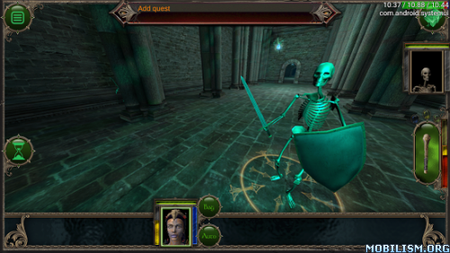 Axe and Fate HD 3D RPG v2.26 Apk