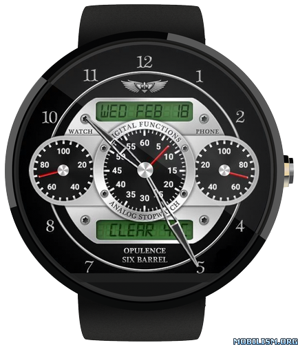 WatchMaker Watch Face v4.4.4 [Unlocked]