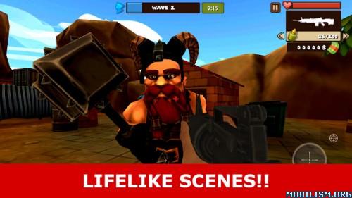 Dwarfs - Unkilled Shooter Fps v1.4 [Unlocked] Apk