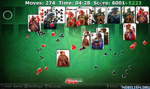 Solitaire Double-Deck HD v2.4.1 Apk