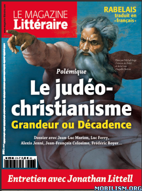 Download Le Magazine Littéraire #578 Avril 2017 [FRE] (.PDF)