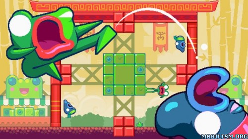 Green Ninja: Year of the Frog v4 [Ads-Free] Apk