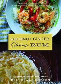 Download Coconut. Ginger. Shrimp. Rum by Brigid Washington (.ePUB)