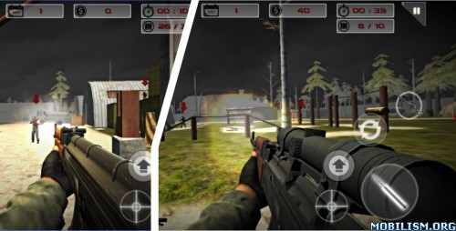 Commando Enemy lines 2 v1.3 (Mod Money) Apk