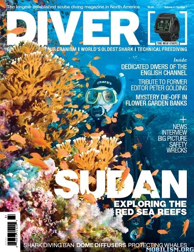 Download ebook Diver – Volume 41 Issue 7 2016 (.PDF)