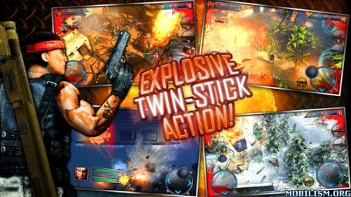 Assault Commando 2 v1.0 (Mod Money/Energy) Apk