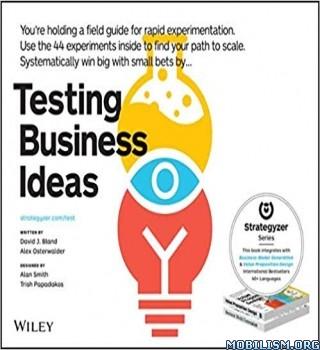 Testing Business Ideas by David J. Bland and Alex Osterwalder