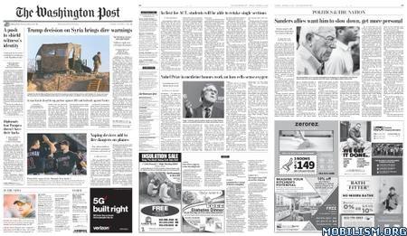 The Washington Post – October 08, 2019