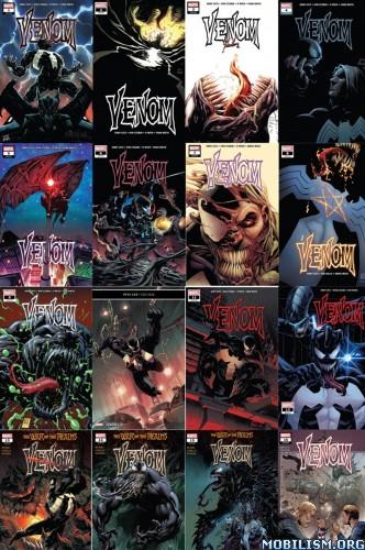 Venom #1-16 (2018 – present) by Donny Cates (.CBR)