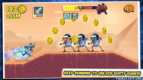 Run Run Super Vv1.19B78 [Mod Money] Apk