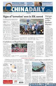 China Daily Hong Kong – August 13, 2019