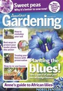 Amateur Gardening – 12 October 2019
