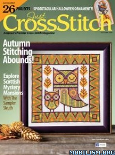 Just CrossStitch – October 2019