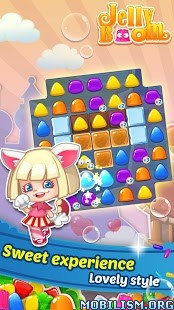 Jelly Boom v2.0.4 (Free Shopping) Apk