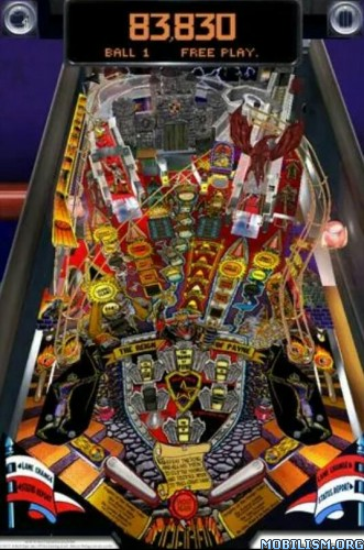 Pinball Arcade v1.47.4 (All Unlocked) Apk